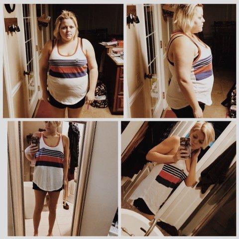 * Los resultados individuales de pérdida de peso pueden variar