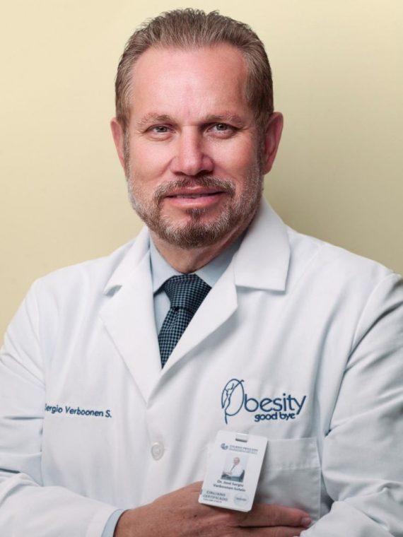 Dr Sergio Verboonen Sotelo